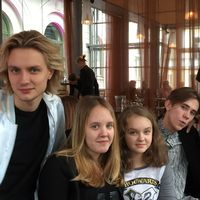 Ebba Nilsson fick träffa FO&O