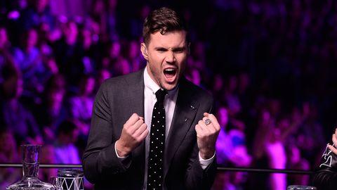 Robin Bengtsson är i final i Melodifestivalen 2017