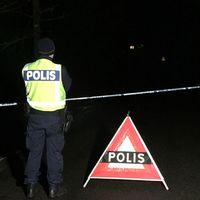 Explosion i Holmsjö