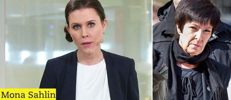Mona Sahlins livvakt erkänner brott