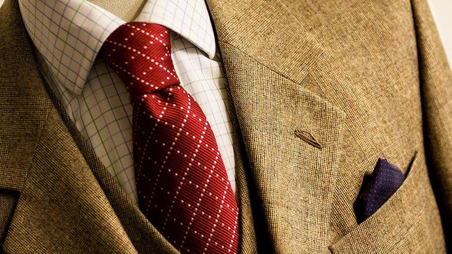 """Debattartikel: """"Kostym är en symbol för förtryck"""""""