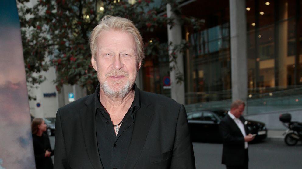 """Rolf Lassgård spelar en av huvudrollerna i """"En man som heter Ove""""."""