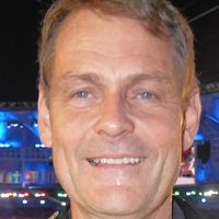 Peter Reinebo, Sveriges Olympiska Kommitté.
