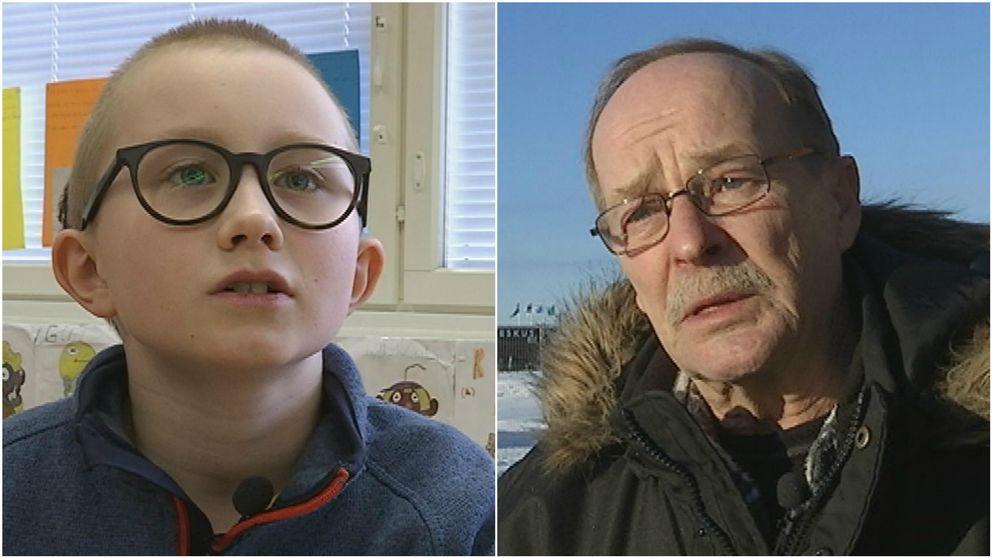 Svenskundervisning i Torneå