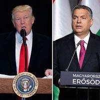 Filippinernas Duterte, USA:s Trump och Ungerns Orban.