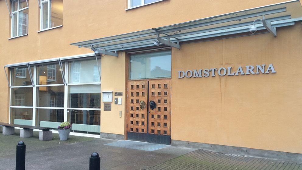 exteriör tingrätt Linköping