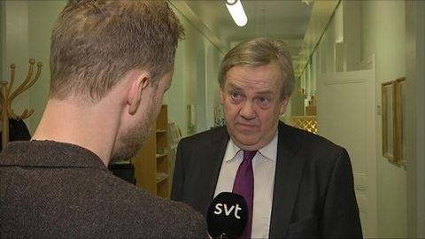 Skatteverkets generaldirektör Ingemar Hansson
