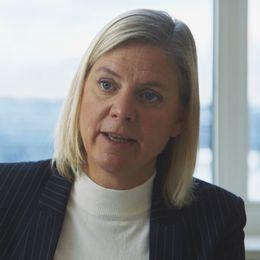 Magdalena Andersson är kritisk mot Portugals skatteregler.