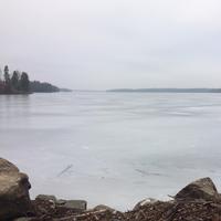 Rejmyre sjö isdyk