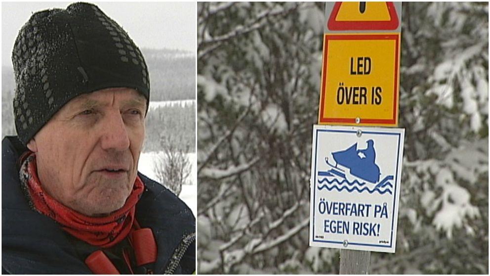 Staffan Lindberg, ordförande i Väsek