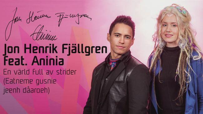 Lyssna på en minut av bidragen i deltävling fyra i Melodifestivalen 2017