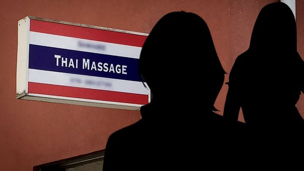thai massage and sex jättestor kuk