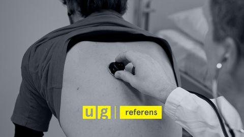 UG-referens, Legitimerad: fortsättningen