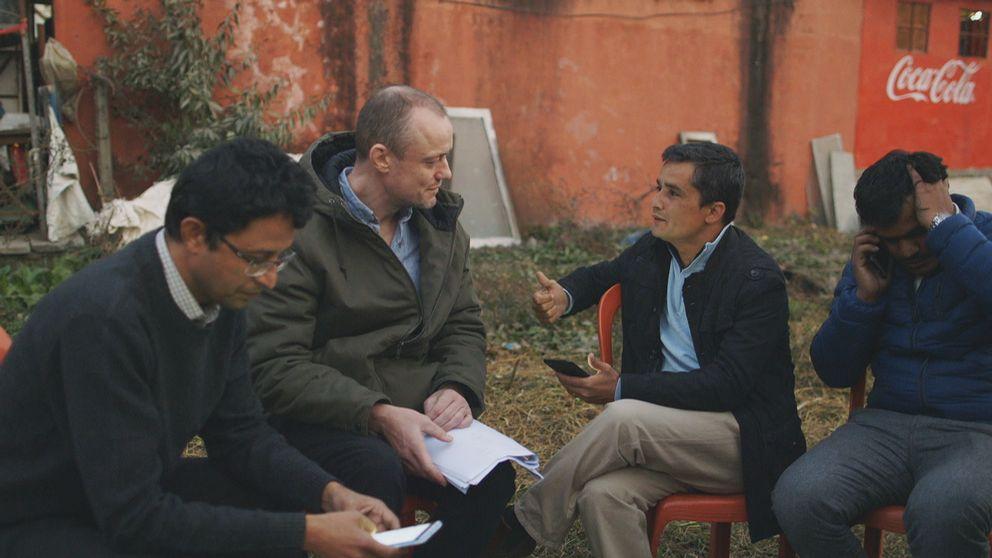 Uppdrag granskning i Nepal