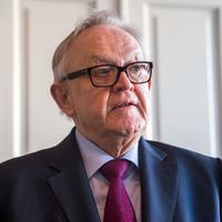 Martti Ahtisaari ogillar folkomröstningar