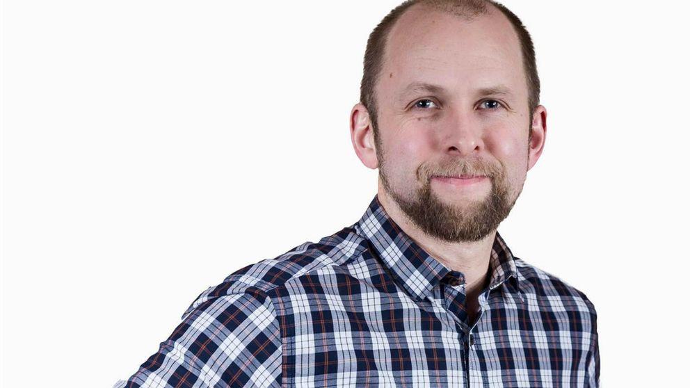 Riksdagsledamoten Anders Forsberg (SD).