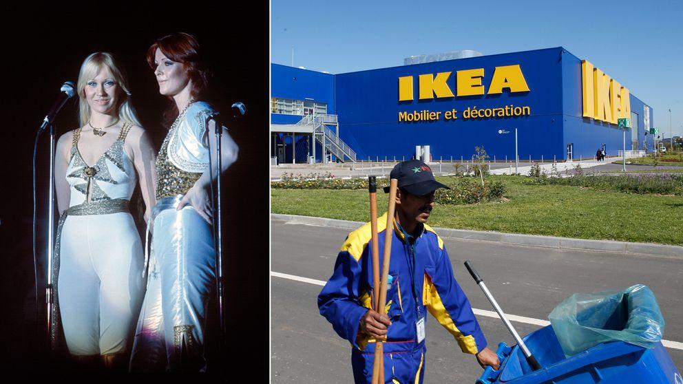 Abba och Ikea