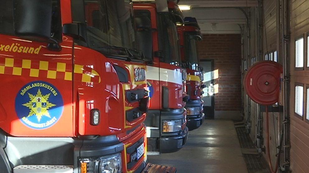 Brandstationen i Oxelösund