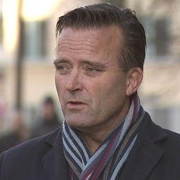 Jan Olsson vid polisens Nationella bedrägericentrum