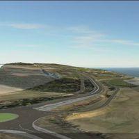 Så här ska nya Mullsjövägen se ut.