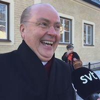 Biskopen Johan Dalman.