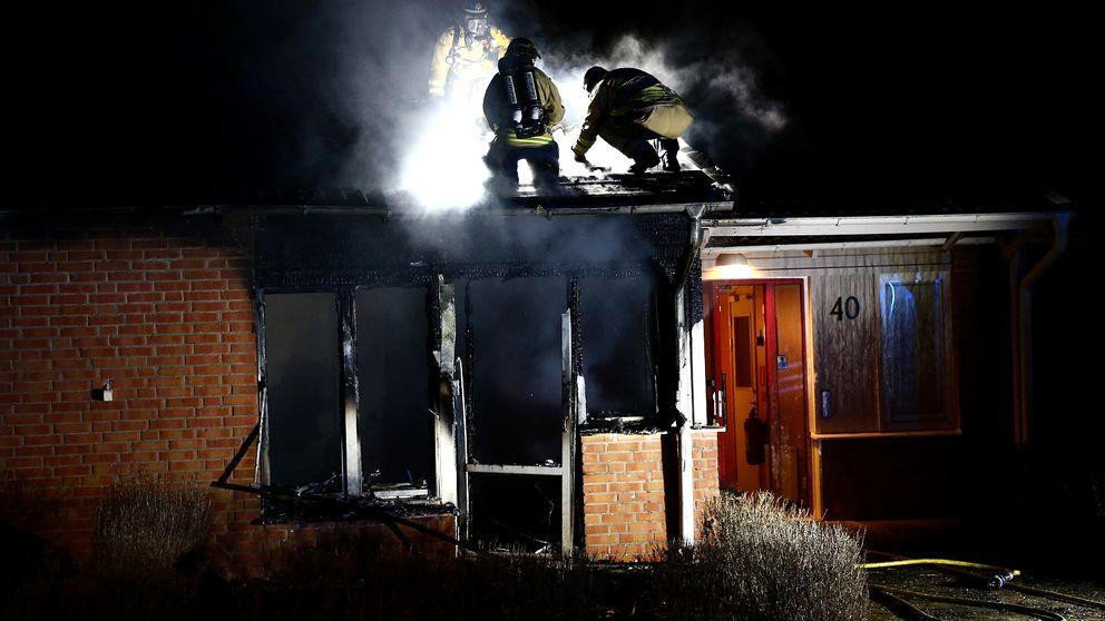 brand på äldreboende stenåldersgatan Linköping