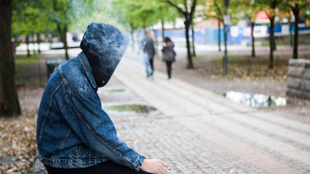 Alltfler ensamkommande flyktingbarn drabbas av narkotikaproblem