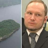Utöya och Breivik