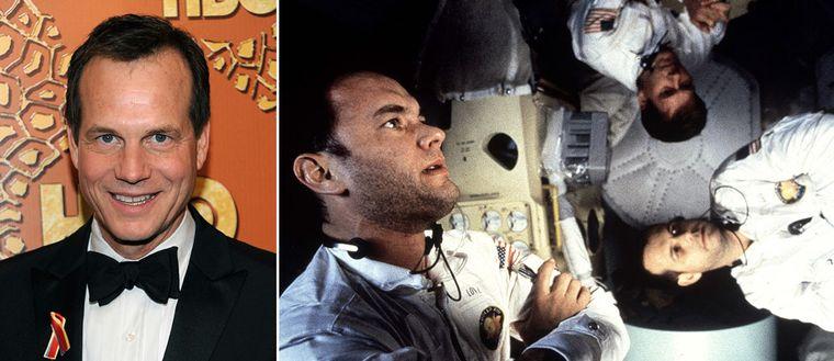Bill Paxton är bland annat känd från Apollo 13.