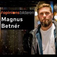 Magnus Betnér Foto: Åke Wehrling