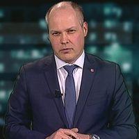 Justitieminister Morgan Johansson (S) i Agenda.