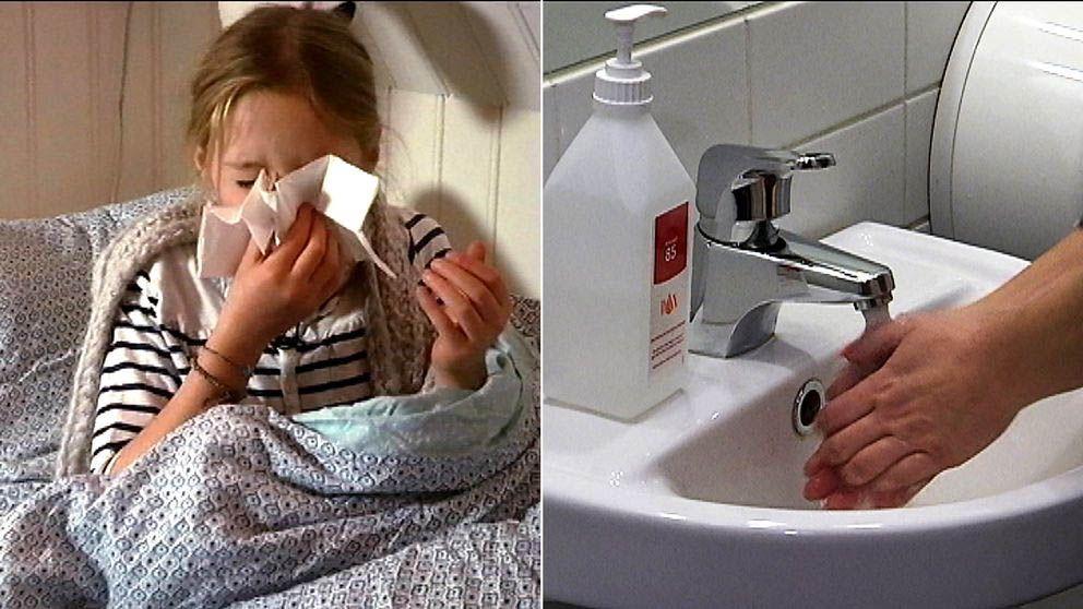 Ny influensatopp att vänta