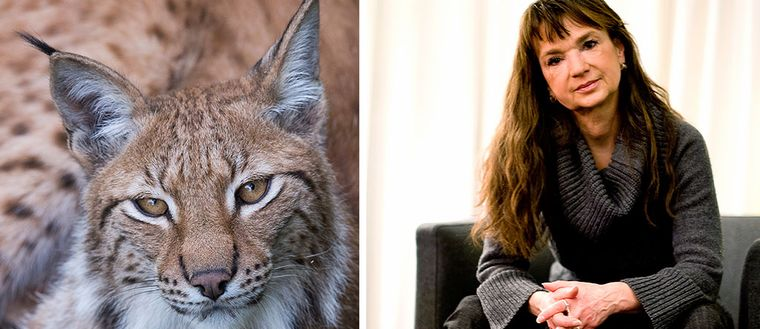 Lo-djur, Christina Lindberg