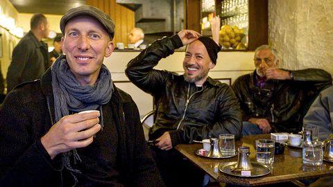 Erik Gandini och Tarik Saleh.