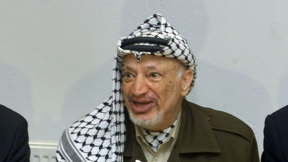 Beväpnad Arafat stängde Facebooksida  f0d0ebbd0c89a