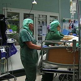 Sahlgrenska ställer in 100 operationer.