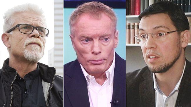 Krigsforbrytare i svenskt fangelse