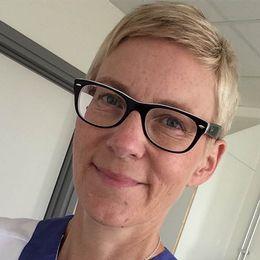 Anna Bärtås barnläkarföreningen