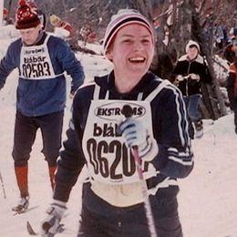 Inga Medin tjuvåkte Vasaloppet 1976.