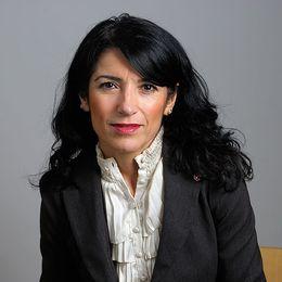 Amineh Kakabaveh, politiker, riksdagsledamot för Vänsterpartiet