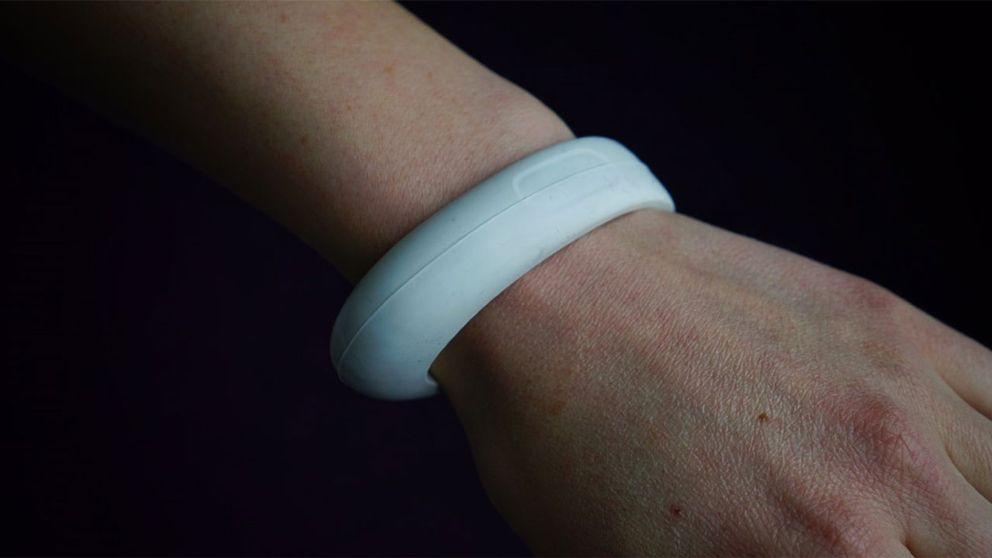Hanne Pålsson tycker att det är viktigt att armbandet är snyggt.