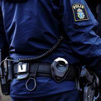 Genrebild på en polisman.