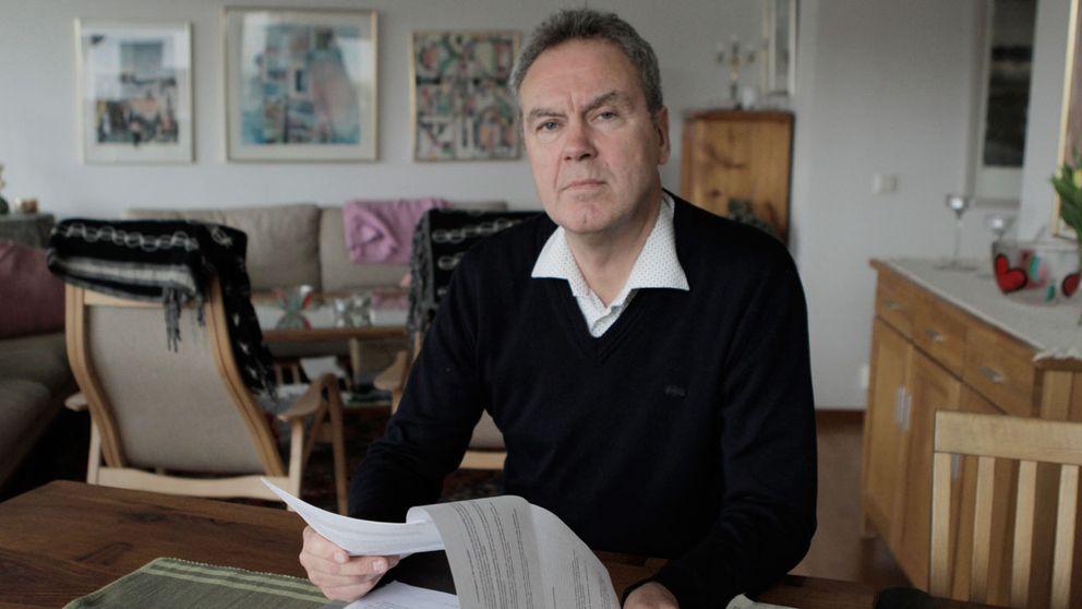 – Jag kände mig maktlös och försvarslös och blev tillslut sjuk, säger Gunnar Johansson.
