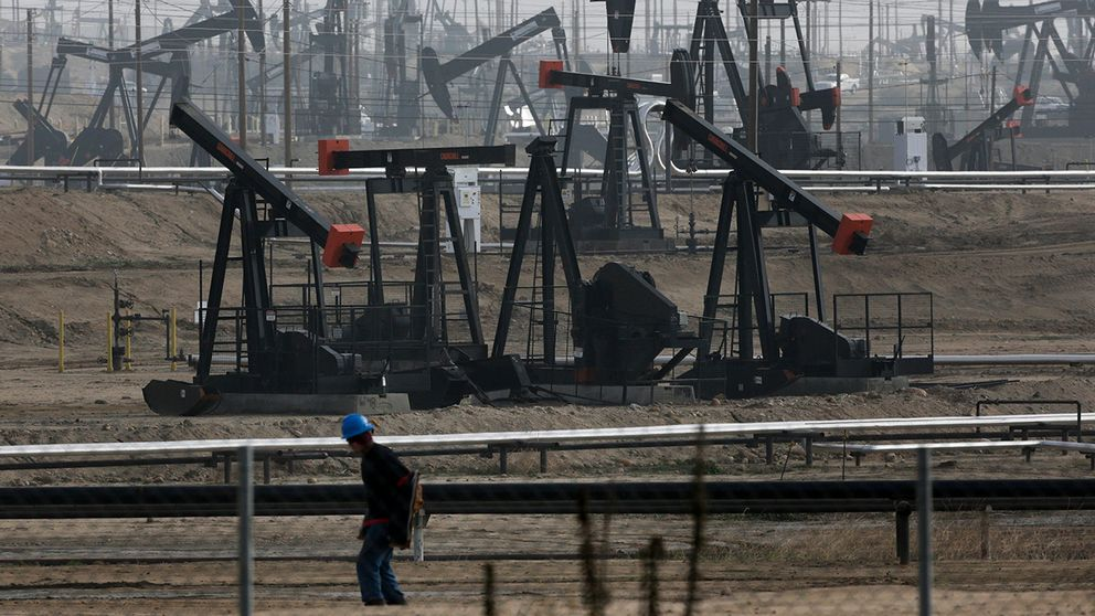 Fortsatt press pa oljepriset