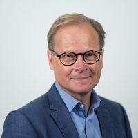 SVT:s politiske kommentator Mats Knutson.