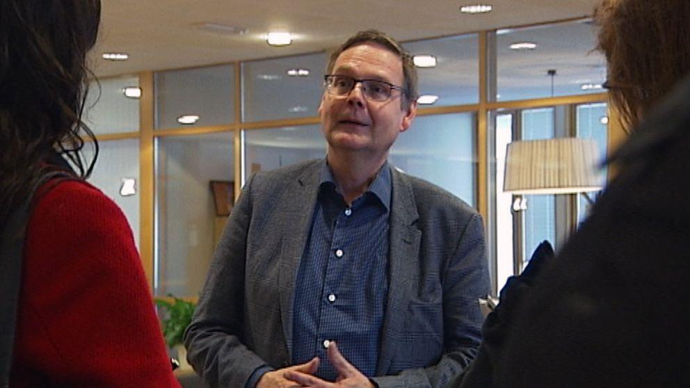 Johan Sterte, ny möjlig rektor på Karlstads universitet