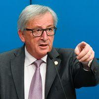 EU-kommissionens ordförande Jean-Claude Juncker och rådsordföranden Donald Tusk är båda chockade över Erdogans nazistanklagelser
