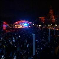 Bråkigt vid festival i Stockholm
