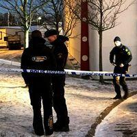 De tre bombdåden i Göteborg.