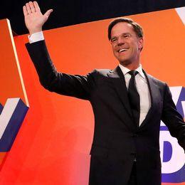 Nederländernas premiärminister Mark Rutte.